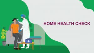 , Enjoy a Full Health Check from the Comfort of Your Home