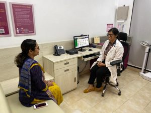 , Listening to Patients is my main job as a doctor – from treating Patients in the UK to now at Praava